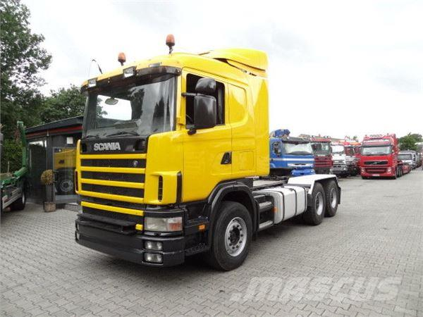 Scania R144 530 6x4 210 TONS