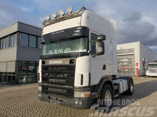 Scania R164.480 V8/EURO 3/Automatik/Retarder