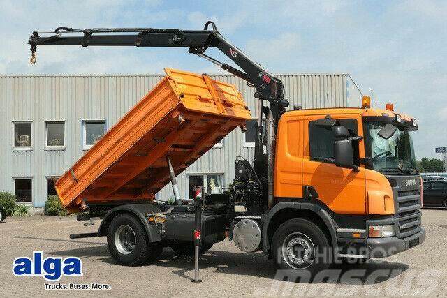 Scania R280CB4x2, Hiab 099, Funk, Euro 5, Klima, AHK