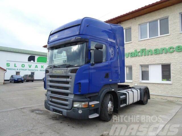 Scania R380 manuál, EURO 3, VIN 995