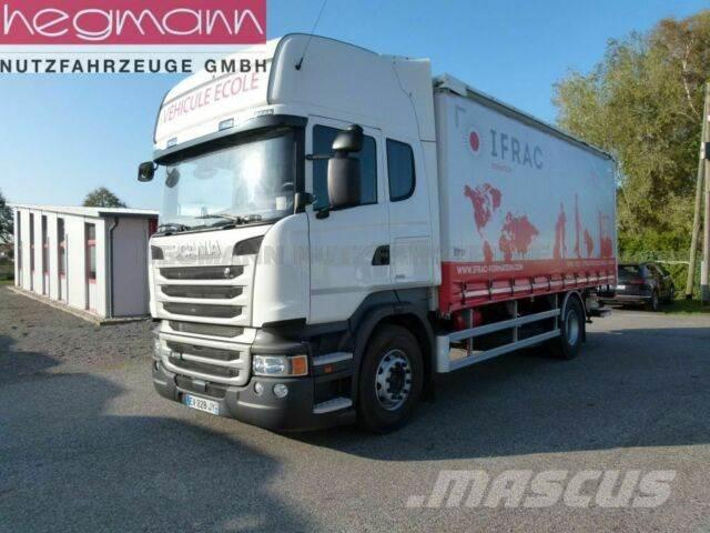 Scania R410, Fahrschul LKW, 6 Sitze, Doppelbediening