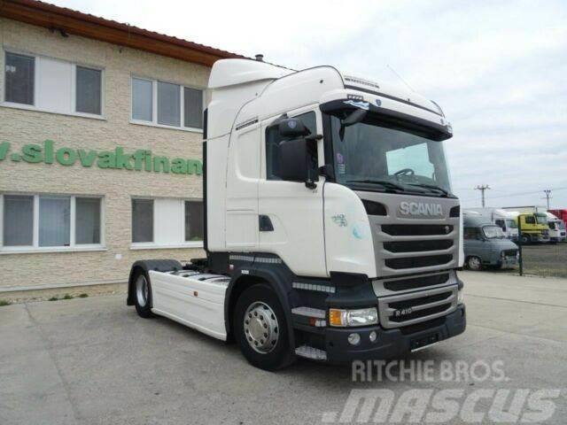 Scania R410 opticruise,2pedalls,retarder,EURO 6,VIN6219