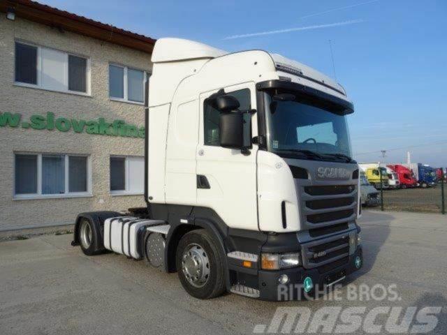 Scania R420 LOWDECK,automatic,retarder,EURO 5,vin 556