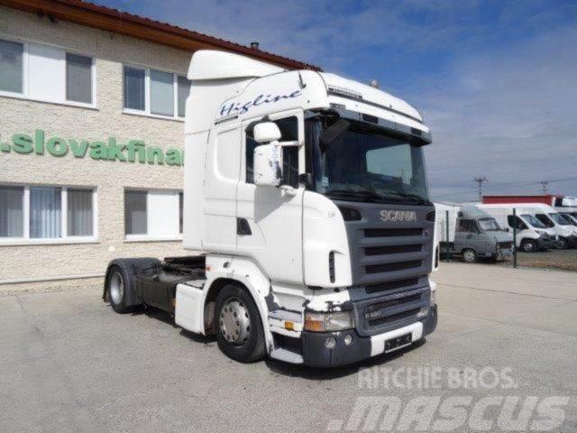 Scania R420 LOWDECK, opticruise 3pedalls,EURO4, vin 341