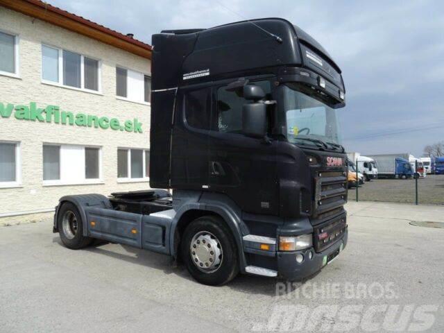 Scania R420, manual gearbox, EURO 3, vin 600