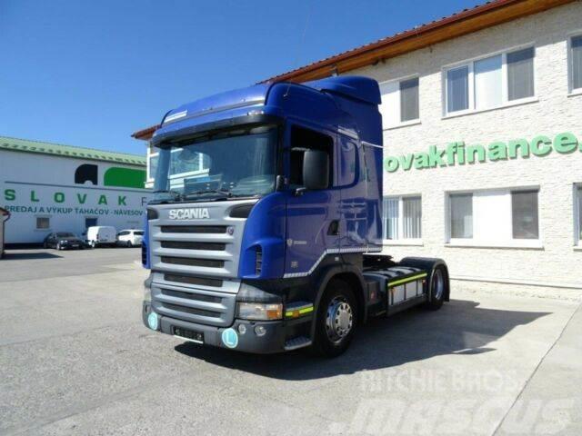 Scania R420,opticruise 3pedalls, retarder, E3,vin 996