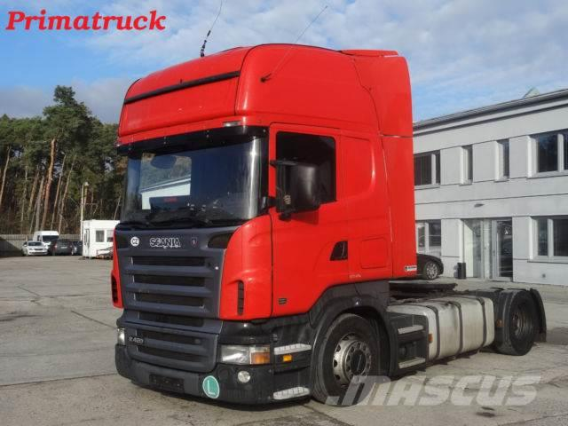 Scania R420 Topline, Mega, Manual, Bj.2006