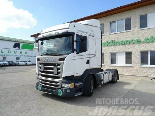 Scania R450 opticruise 2pedalls,retarder,EURO 6,vin 060