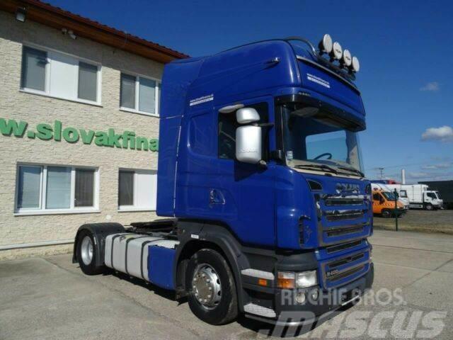 Scania R480 manual EURO 4 vin 920