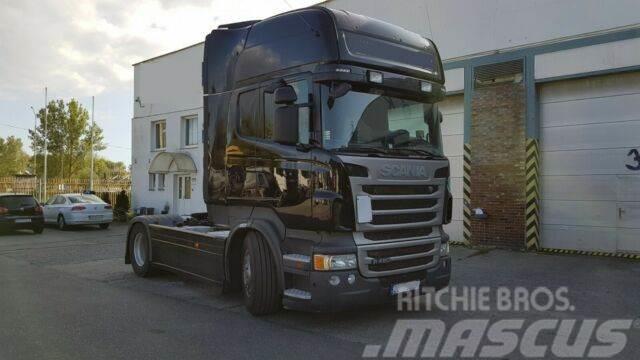 Scania R480 TOPLINE 2013, ADBLUE, SCR