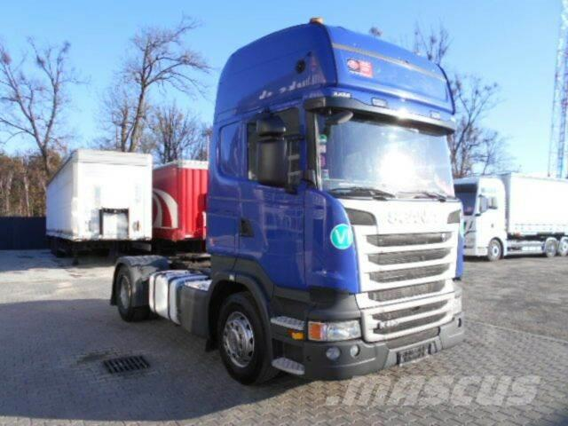 Scania R490 TOPLINE, ADR,Retarder, FULL AIR TOP !!!!