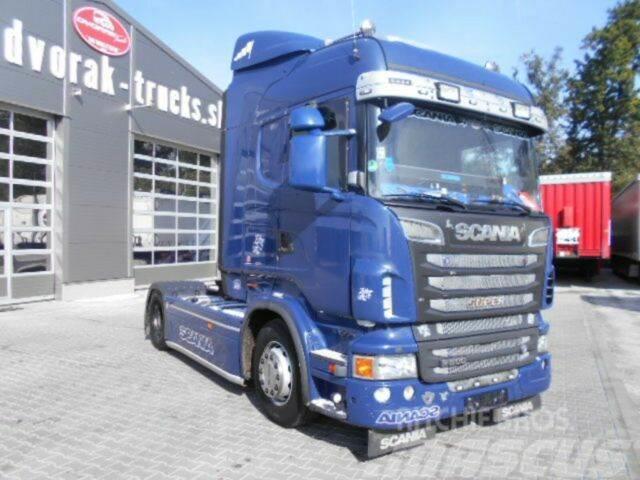 Scania R500 V8 HIGHLINE, Euro5, Retarder