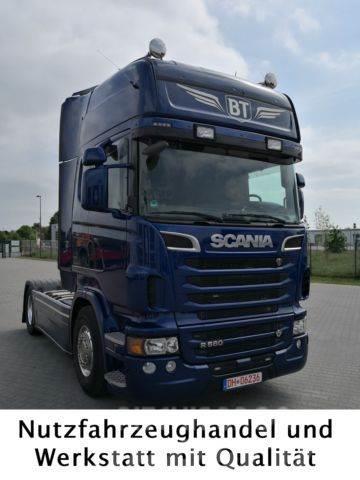Scania R560 V8. Topline, Retarder, Top-Zustand