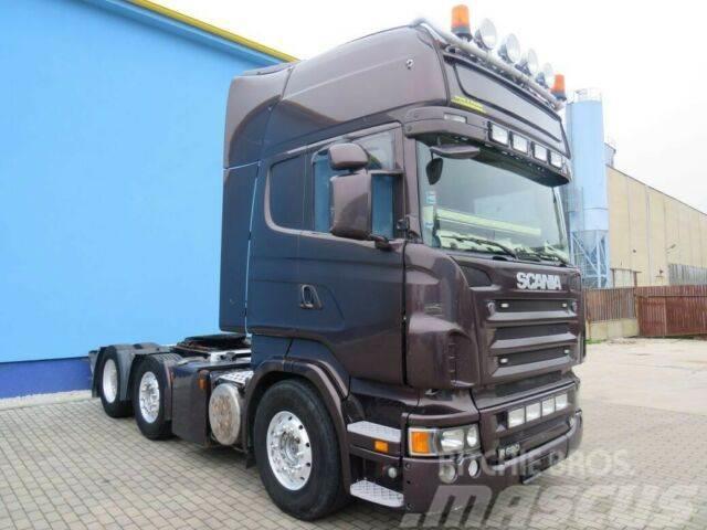 Scania R620*EURO5*6x2*RETARDER*Hydraulik*Manual