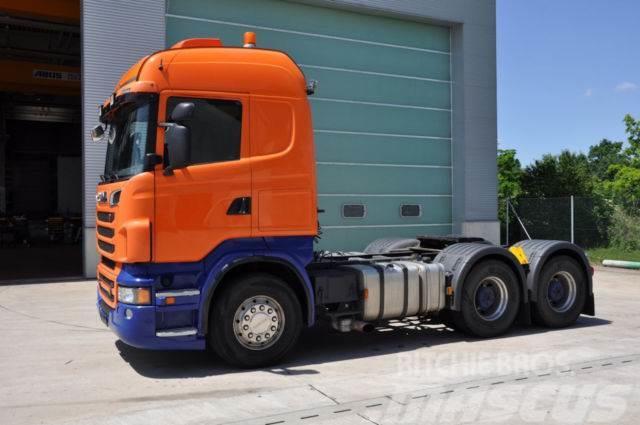 Scania Sattelzugmaschine R 500 LA 6x4
