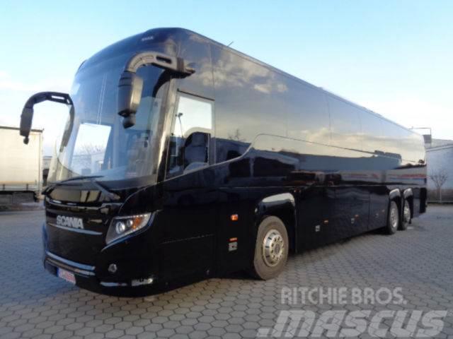 Scania Touring HD 6x2, WC, Küche, TV, 59 Sitze, Euro 6