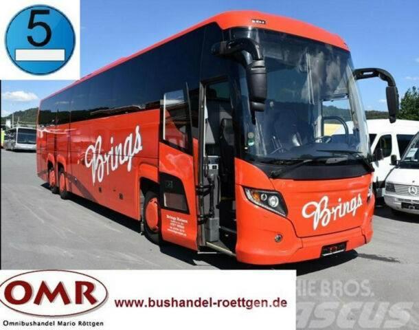 Scania Touring Higer 13.7 HD / original Kilometer