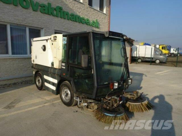 Schmidt COMPACT 200,manual, sweepers,VIN 340