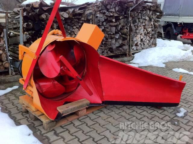 Schmidt Schneeschleuder Schmidt S1 Unimog JCB Fendt Deut