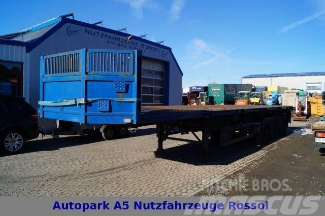 Schmidt SP 37,6 E/12,8 Stahltransport Lenk ausziehb.