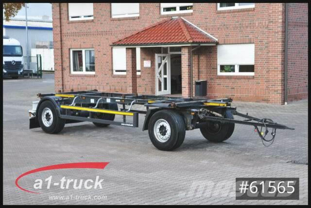 Schmitz Cargobull 20 x AWF 18, BDF Standard 7,45