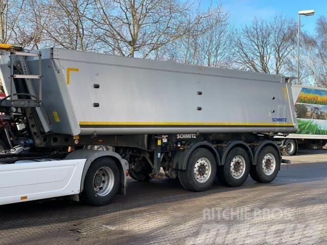 Schmitz Cargobull 27,5 Kubik / Alu / Lift / Tüv