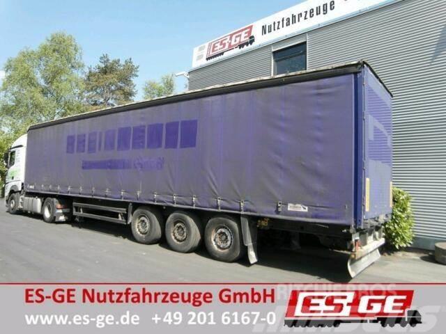 Schmitz Cargobull 3-Achs-Schiebeplane - Coilmulde