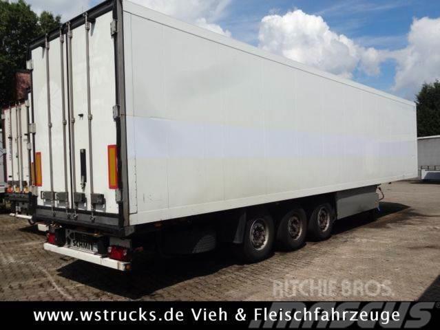 Schmitz Cargobull 4 x Tiefkühl Fleisch/Meat Rohrbahn SL 400e