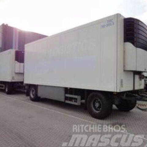 Schmitz Cargobull 7 x KO18 Maxima 1000 Rohrbahn Fleisch