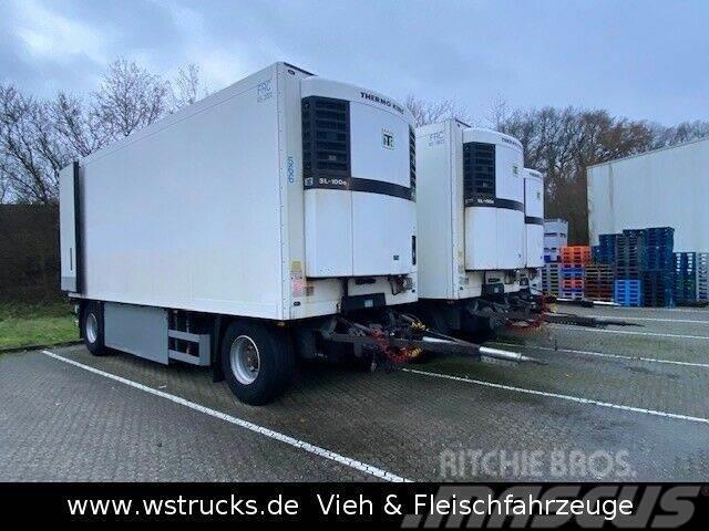 Schmitz Cargobull 7 x KO18 TKing SL 100 Rohrbahn Fleisch