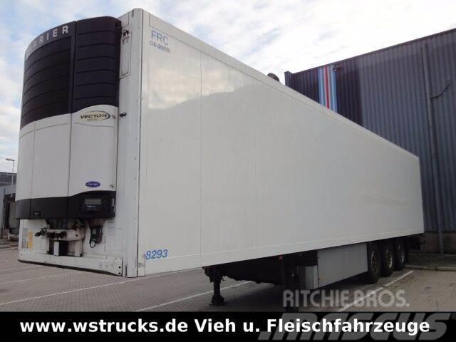 Schmitz Cargobull 8 x Tiefkühl Fleisch/Meat Rohrbahn Bi-temp
