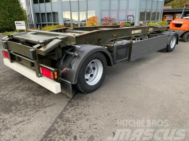 Schmitz Cargobull ACF 20 Schlittenabroller 2- Achs