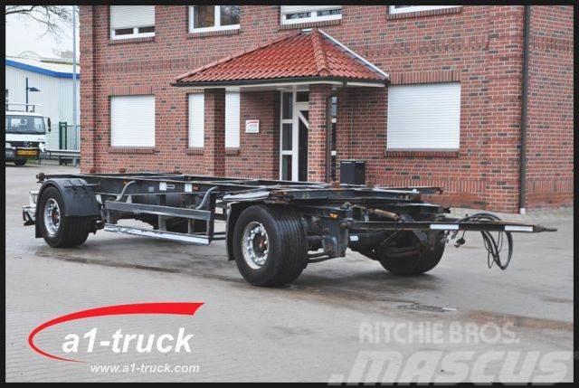 Schmitz Cargobull AWF 18 BDF Maxi, BDF Anhänger 990 - 1400mm Hub
