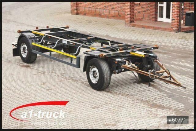 Schmitz Cargobull AWF 18, BDF Standard, 1 Vorbesitzer,