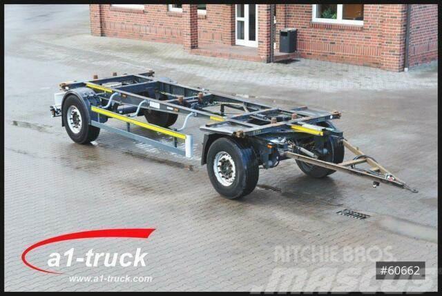 Schmitz Cargobull AWF 18, BDF Standard, 1 Vorbesitzer