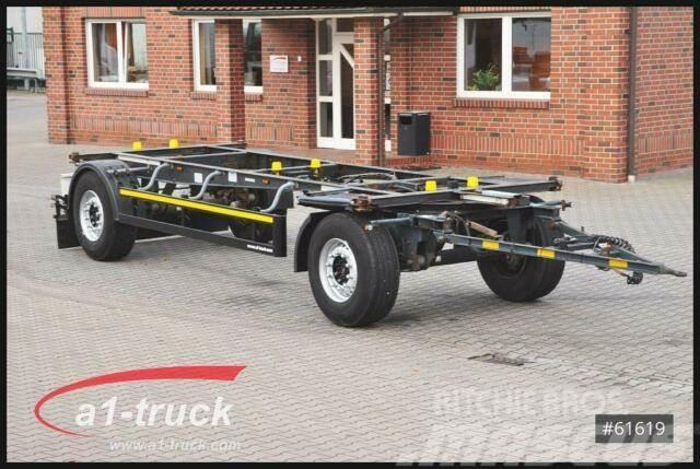 Schmitz Cargobull AWF 18, BDF Standard 7,45