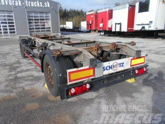 Schmitz Cargobull AWF 18 BDF