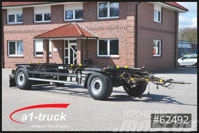 Schmitz Cargobull AWF 18 BDF Standard 7,45 WB