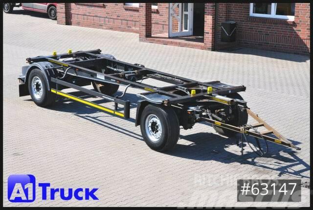 Schmitz Cargobull AWF 18, BDF Standard 7,45 ,