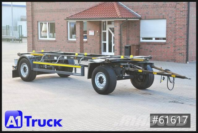 Schmitz Cargobull AWF 18, BDF Standard 7,45 , TÜV 01/2021