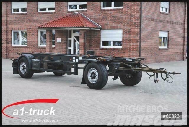 Schmitz Cargobull BDF Anhänger CIMC, Aufnahme 7.15 / 7.45