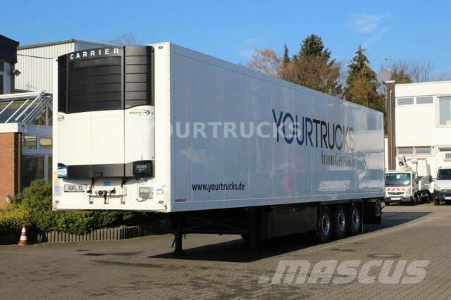Schmitz Cargobull Carrier Vector 1850Mt/Bi-Temp./Pal-Kasten/Blumen