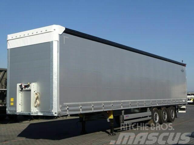 Schmitz Cargobull CURTAINSIDER /STANDARD / LIFTED AXLE/ 12.2020