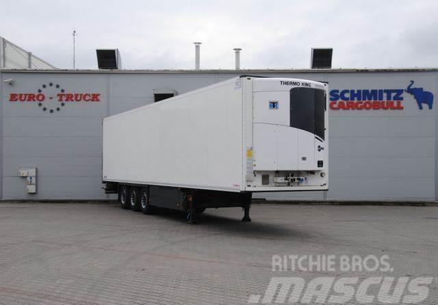 Schmitz Cargobull Doppelstock, pallet box, Thermo King, Standard