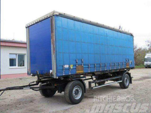 Schmitz Cargobull GOTHA AWF 18, BDF