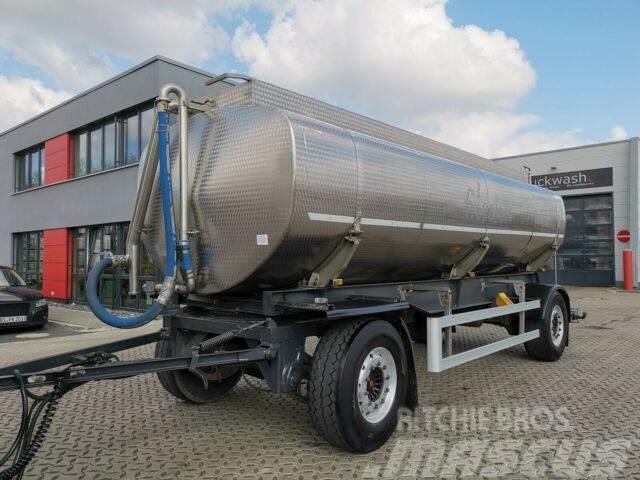 Schmitz Cargobull HLW DTA18 / 2 Kammern / ISOLIERT