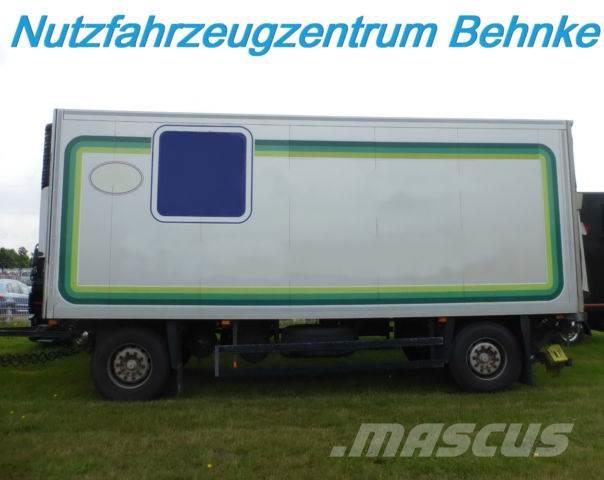 Schmitz Cargobull KO 18 Carrier Maxima 1000 -30°C +LBW 1.500kg