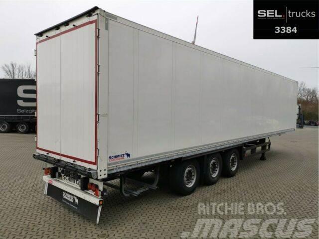 Schmitz Cargobull KO 24 / XL Code / German / TÜV