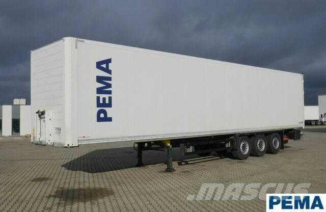 Schmitz Cargobull Koffer / Doppelstock/ PEMA 107281