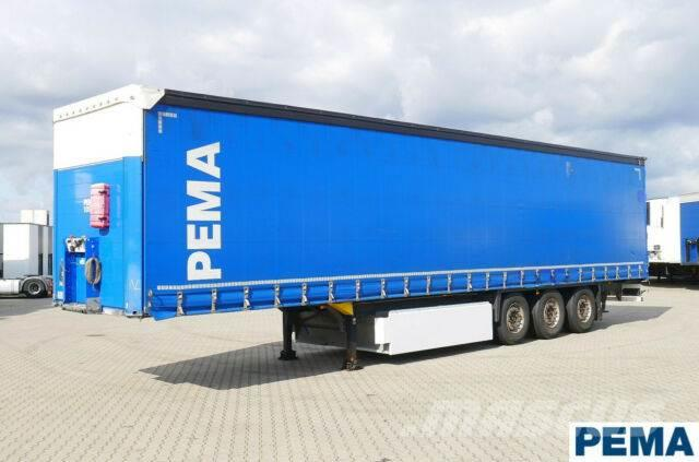 Schmitz Cargobull Lift Achse / Tautliner Edscha /PEMA100756